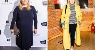 Как похудела Маша Федорова?