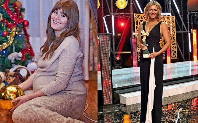Мария Кожевникова: как похудела после родов?