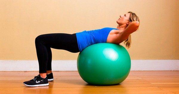 Упражнения для пресса в домашних условиях для женщин