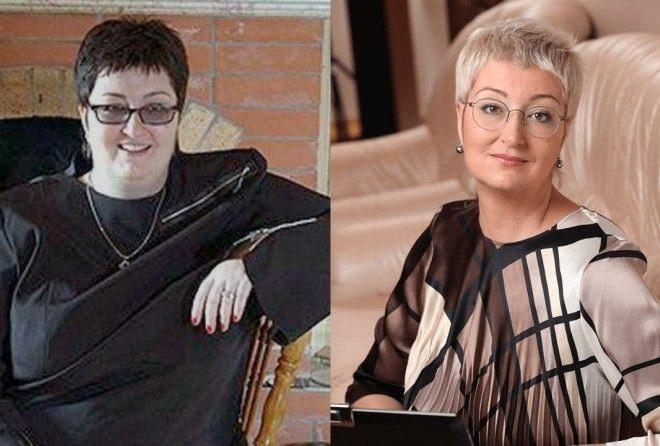 Как похудела Татьяна Устинова: диета
