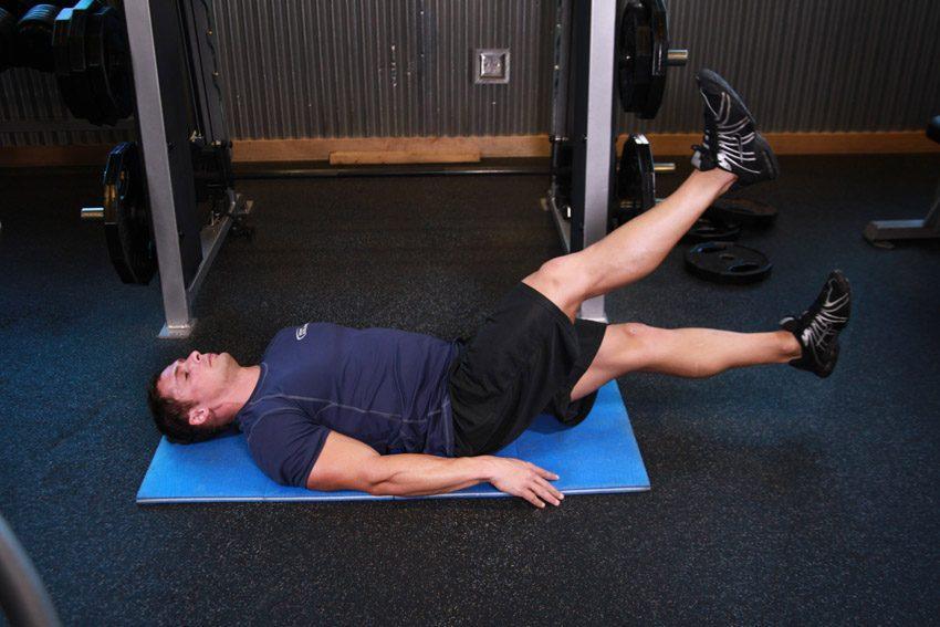 Упражнения для пресса в домашних условиях для мужчин