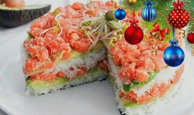 Новогодние салаты без майонеза 2019: новинки рецептов
