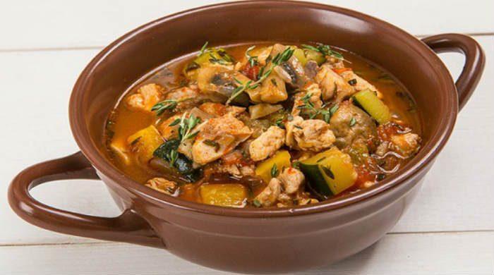 Диетические блюда из курицы рецепты с фото простые и вкусные