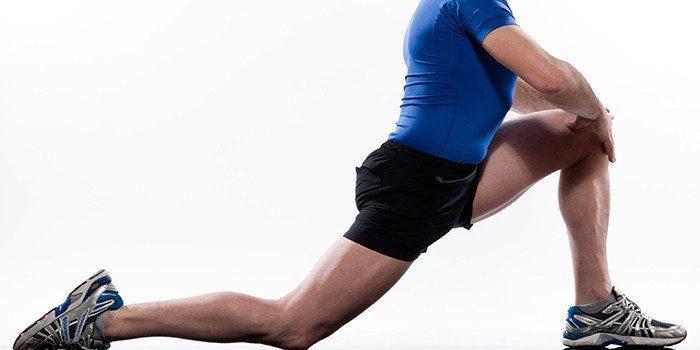 Как похудеть в коленях?