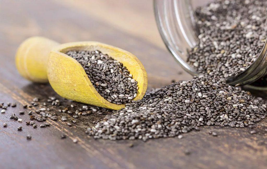 Семена чиа полезные свойства и противопоказания отзывы