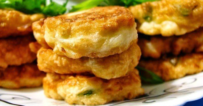 Оладьи из кабачков диетические рецепт