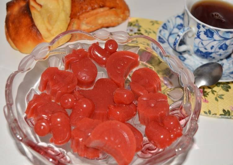 Диетические рецепты с клубникой