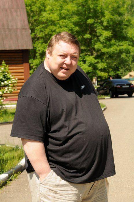 Как похудел Семчев?