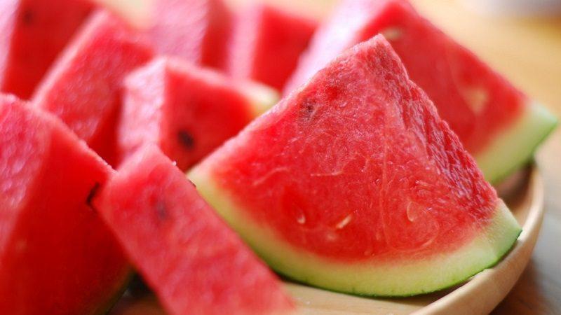Арбуз: калорийность на 100 грамм