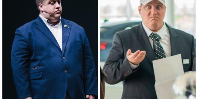 Как похудел Роман Попов