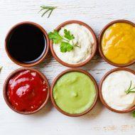 Диетический соус для шаурмы