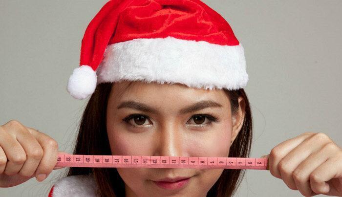 Как похудеть к Новому Году на 10 кг в домашних условиях