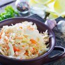 Как квасить капусту в банке рецепт хрустящей капусты быстрым способом