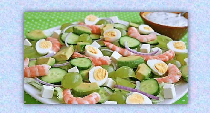Диетические салаты на Новый Год 2020 рецепты с фото простые и вкусные
