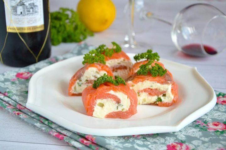 Диетические блюда из рыбы 2020 на Новый Год рецепты