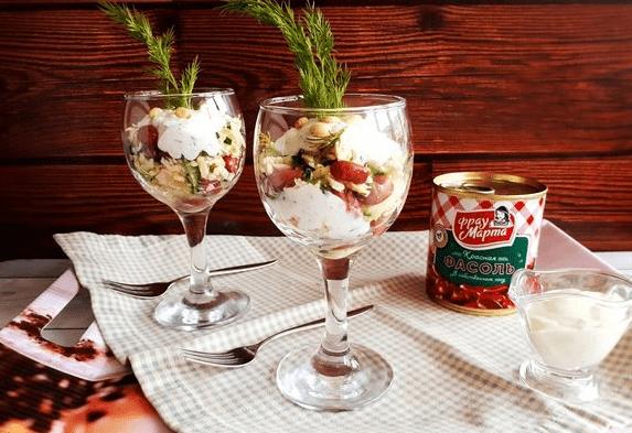 Рецепты диетических салатов на Новый Год 2020