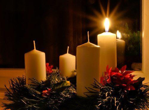 Меню на Рождественский Пост по дням