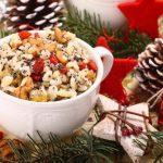 Меню на Рождественский Пост 2019 по дням