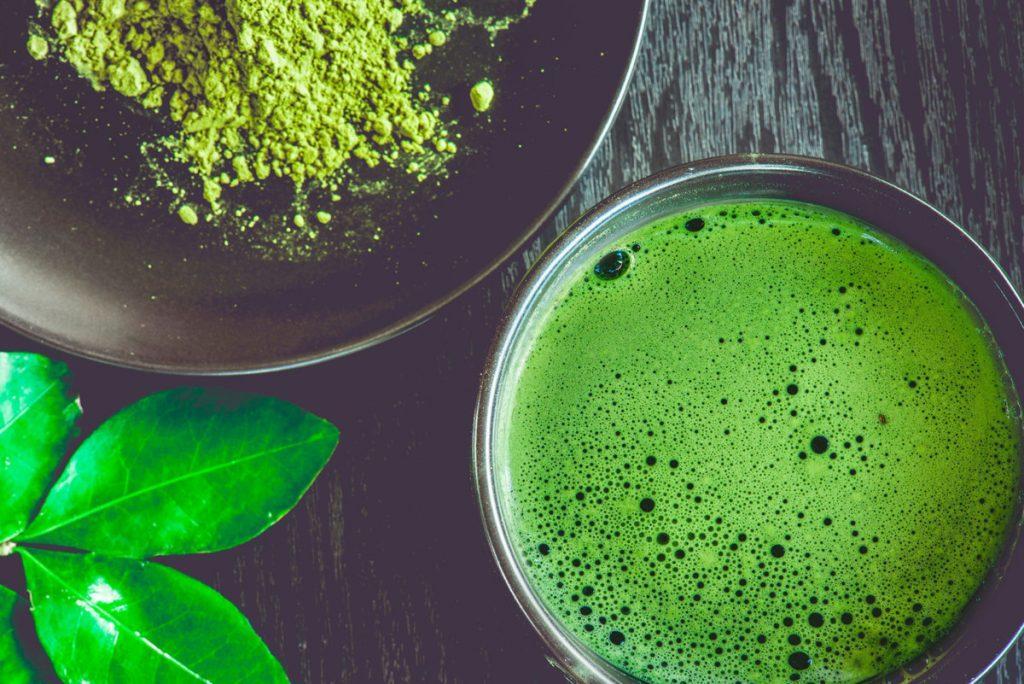 Матча чай: полезные свойства