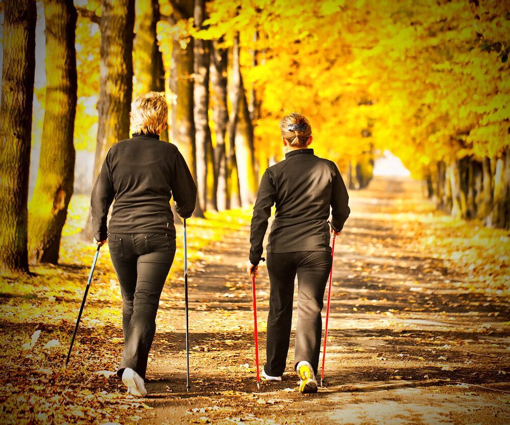 Похудеть  с помощью ходьбы